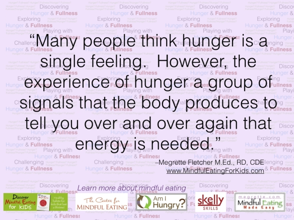 March & April Hunger & fullness .006